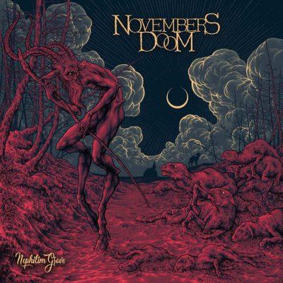 Novembers Doom Nephilim Grove