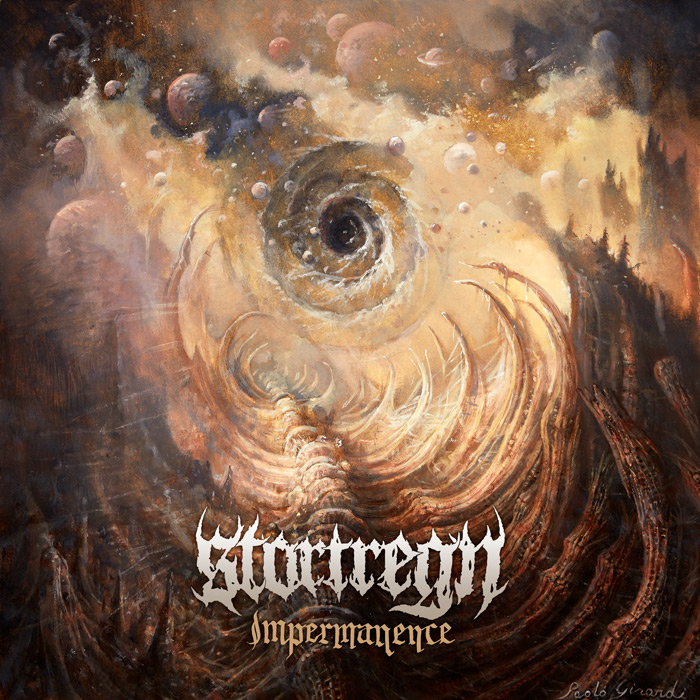 Stortregn Impermanence