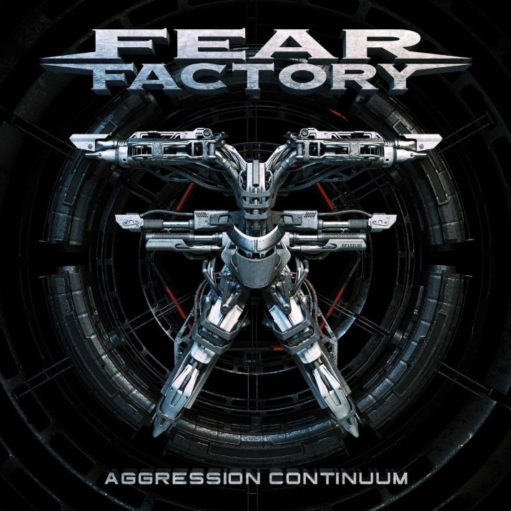 """Fear Factory """"Aggression Continuum"""""""
