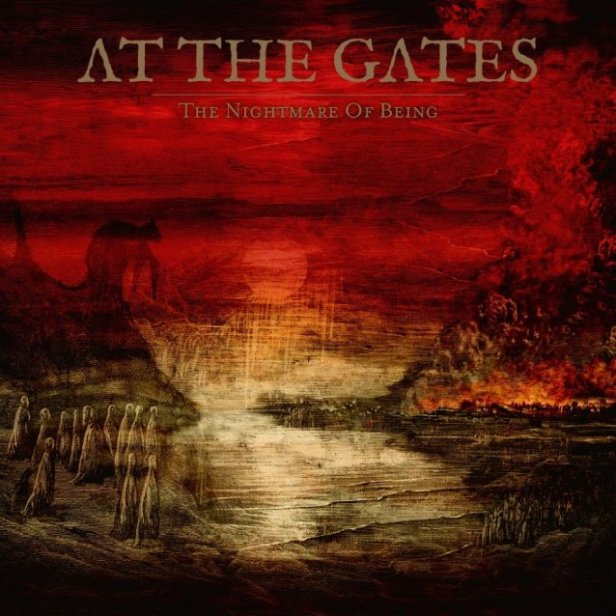 At The Gates The Nightmare Of Being