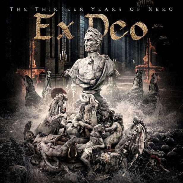 Ex Deo The Thirteen Years Of Nero